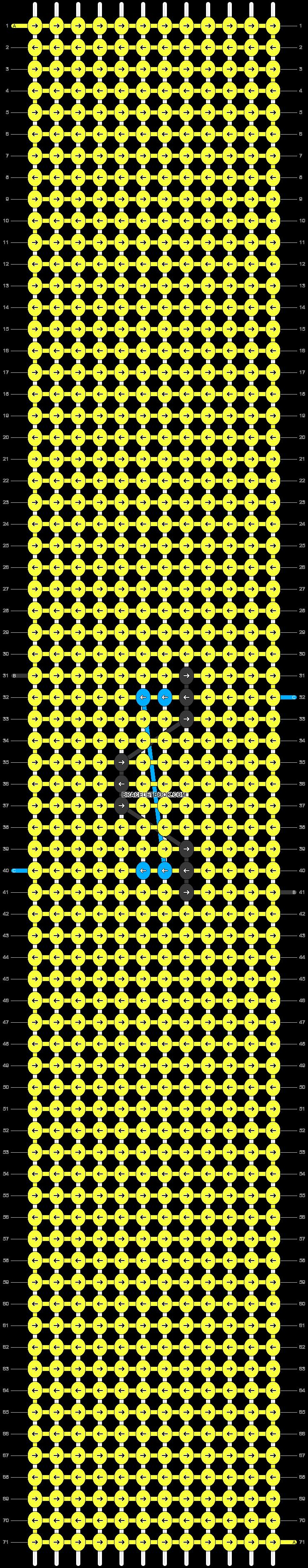 Alpha pattern #45646 pattern