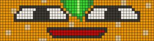 Alpha pattern #45669