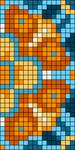 Alpha pattern #45671