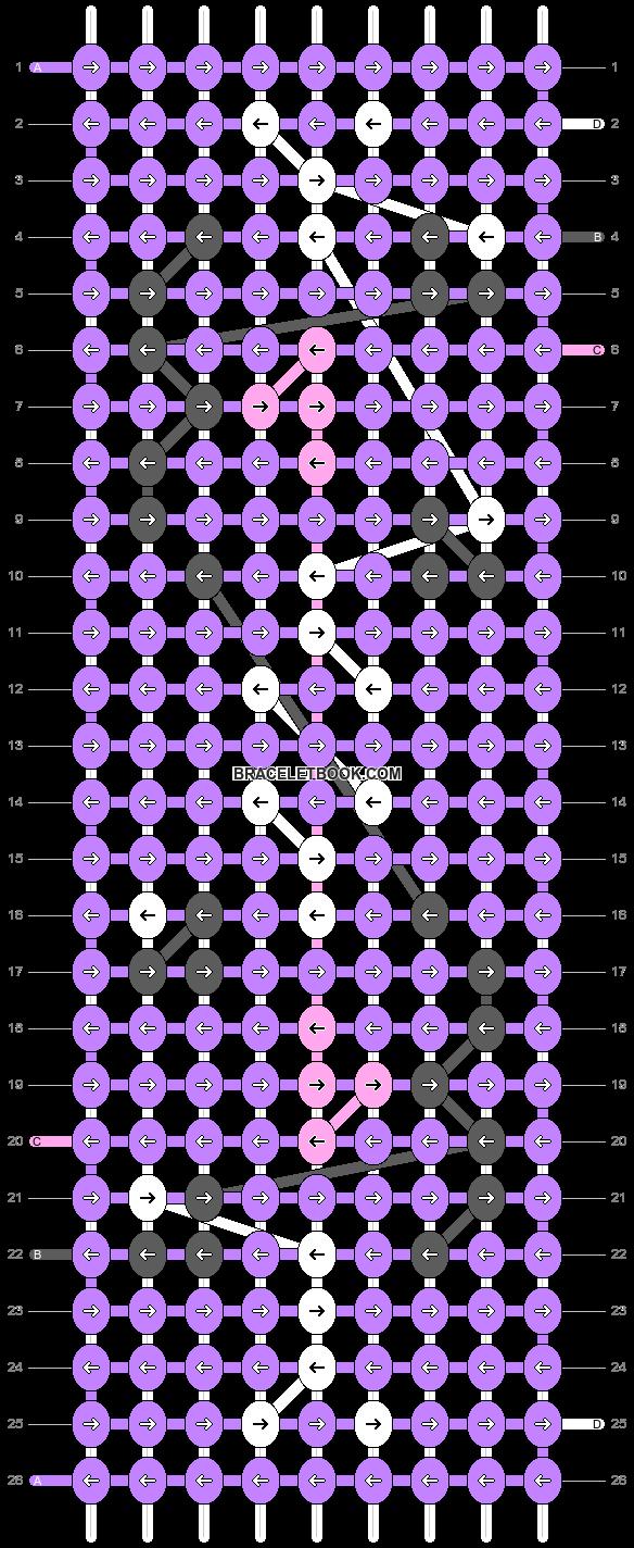 Alpha pattern #45691 pattern