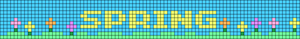 Alpha pattern #45698