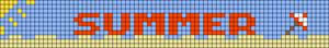 Alpha pattern #45701