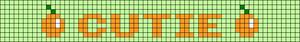 Alpha pattern #45702