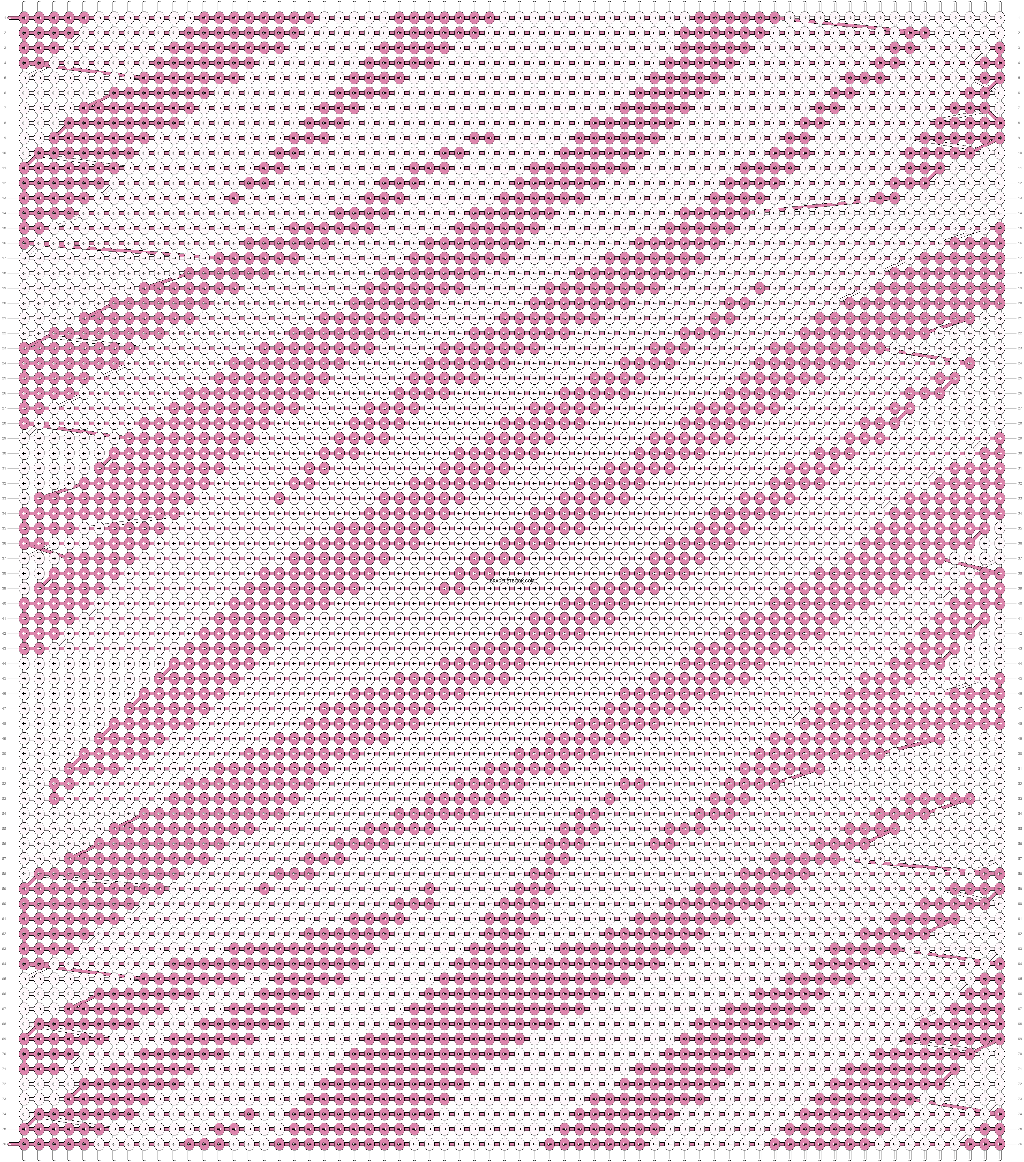 Alpha pattern #45708 pattern