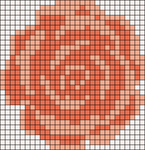 Alpha pattern #45724