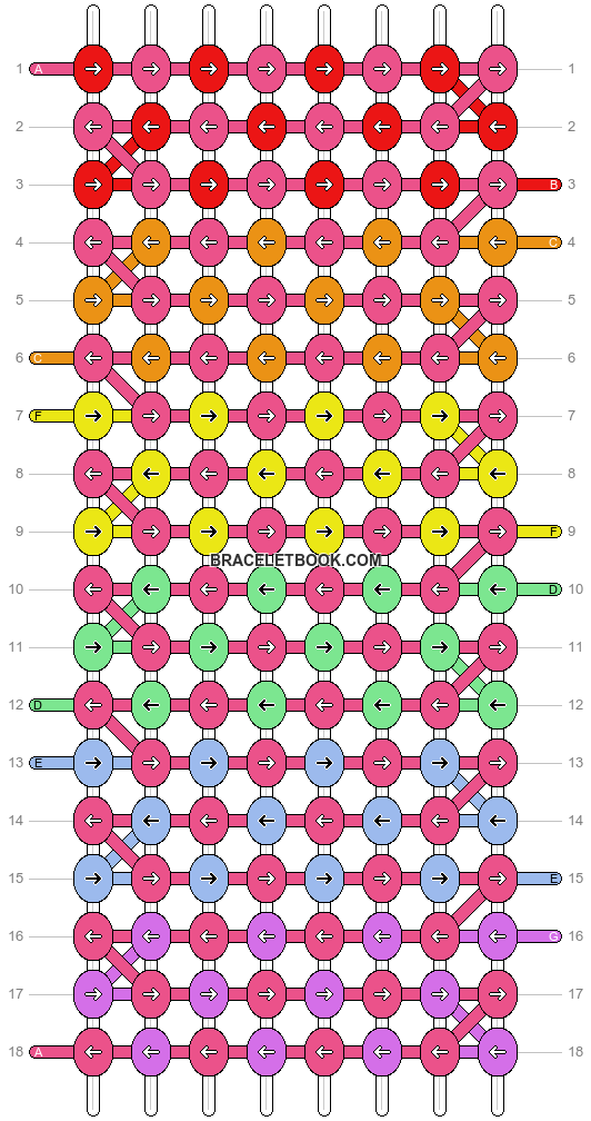 Alpha pattern #45726 pattern