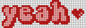 Alpha pattern #45744