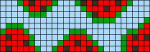 Alpha pattern #45750