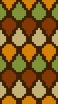 Alpha pattern #45753