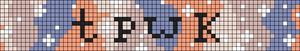 Alpha pattern #45766