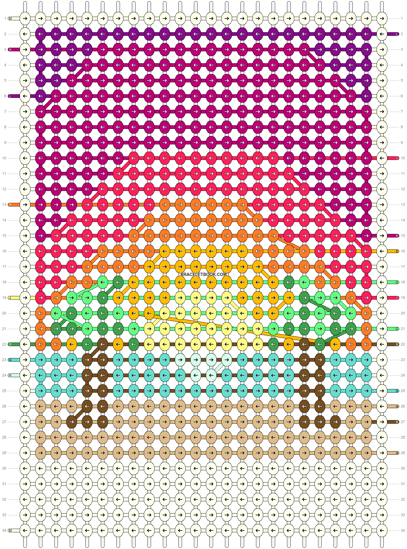 Alpha pattern #45775 pattern