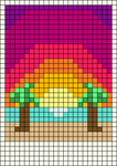 Alpha pattern #45775