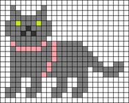 Alpha pattern #45779