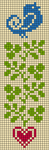 Alpha pattern #45782