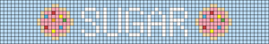 Alpha pattern #45792