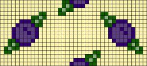 Alpha pattern #45798