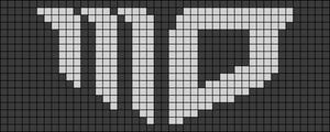 Alpha pattern #45802