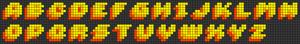 Alpha pattern #45805