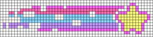 Alpha pattern #45820