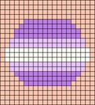 Alpha pattern #45821
