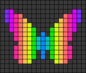 Alpha pattern #45827