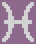 Alpha pattern #45841
