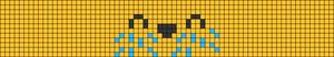 Alpha pattern #45848
