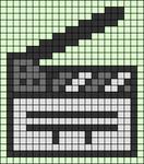 Alpha pattern #45854