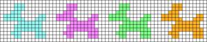 Alpha pattern #45859