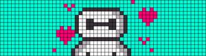 Alpha pattern #45863