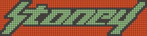 Alpha pattern #45866
