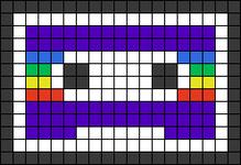 Alpha pattern #45870