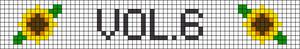 Alpha pattern #45873