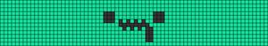 Alpha pattern #45876