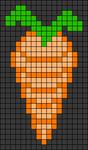 Alpha pattern #45885