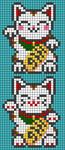 Alpha pattern #45888