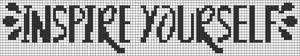 Alpha pattern #45912
