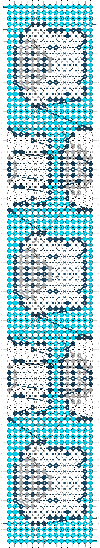 Alpha pattern #45915 pattern