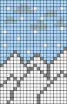 Alpha pattern #45919