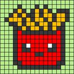 Alpha pattern #45929