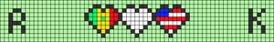 Alpha pattern #45931
