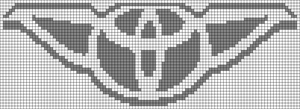 Alpha pattern #45933