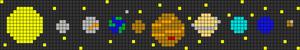Alpha pattern #45935