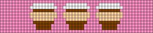 Alpha pattern #45953