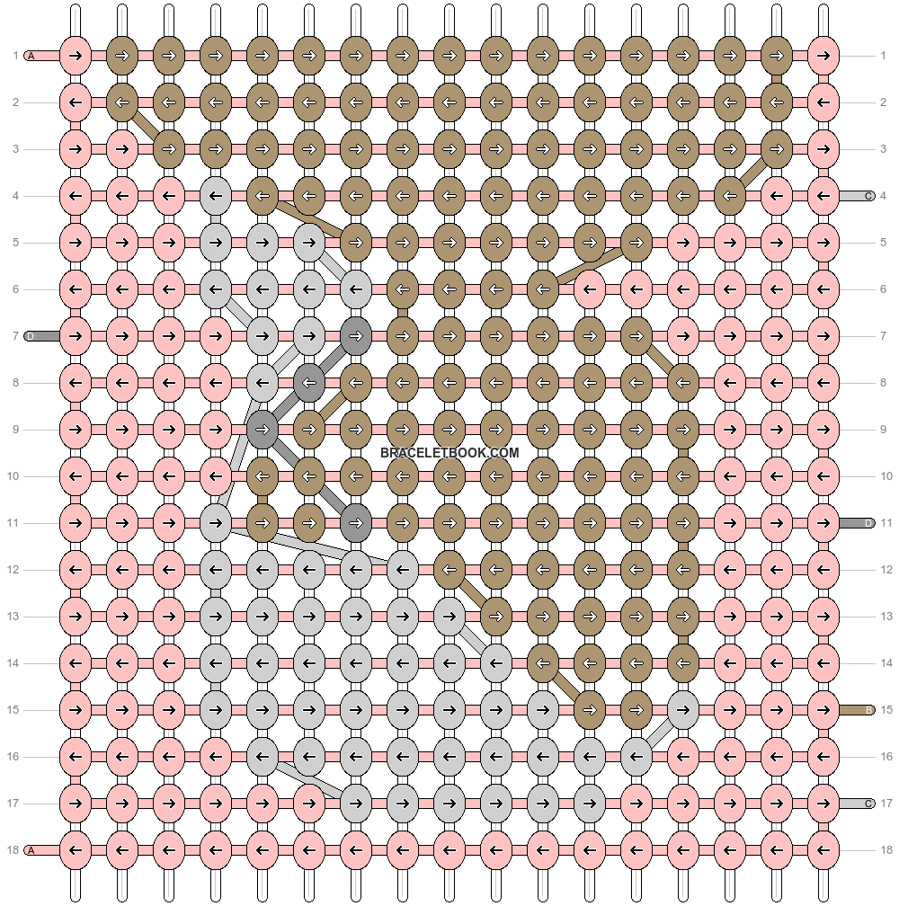 Alpha pattern #45956 pattern