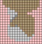 Alpha pattern #45956