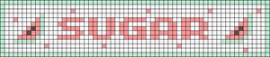 Alpha pattern #45967