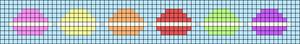 Alpha pattern #45973