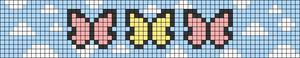 Alpha pattern #45974