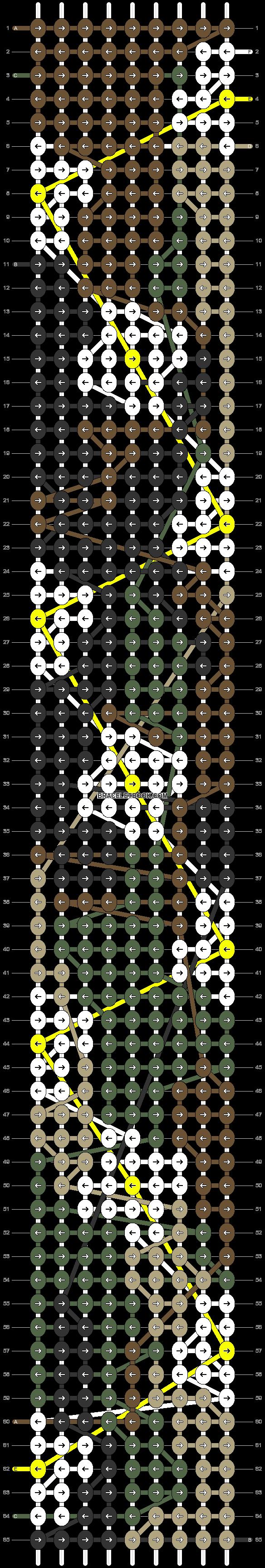 Alpha pattern #45978 pattern